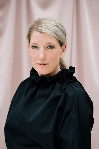 Portrait of Kate Franklin